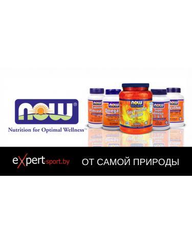 """Линейка спортивных добавок NOW Foods в """"EXPERT"""""""